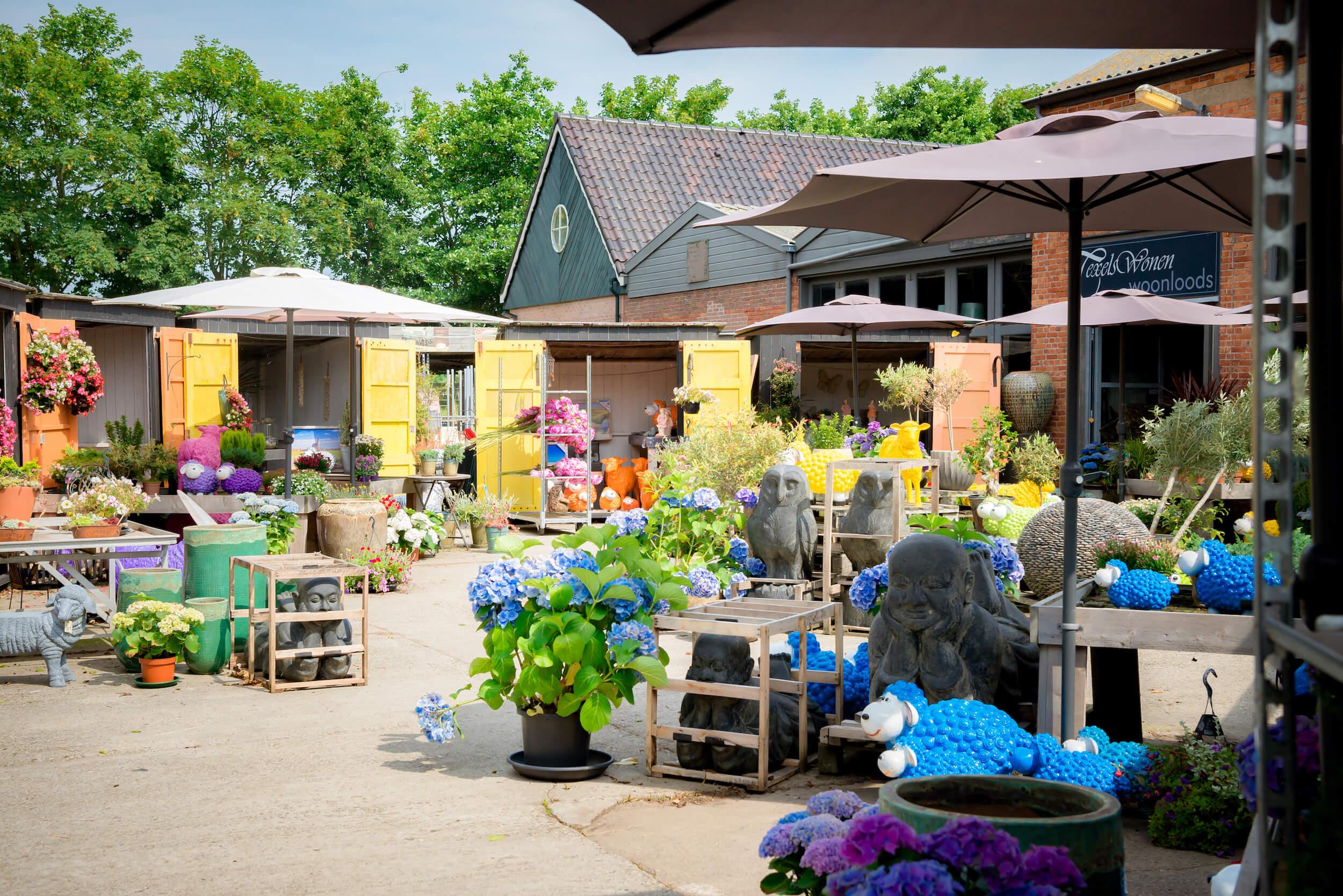 Tuincentrum Texel