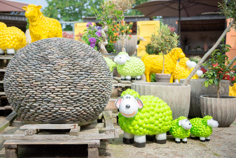 Groene schapen